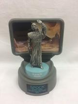 Star Trek Champions Spock Pewter Figure 1998 - $12.86
