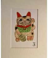 JAPANESE LUCKY CAT - $20.00