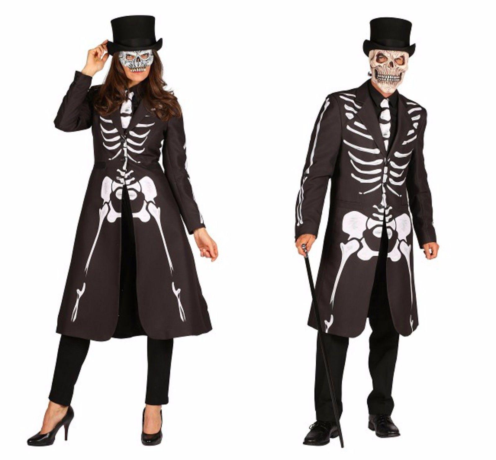 Halloween 2017 - Skeleton VOODOO Jacket  , Ladies