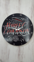 Harley Davidson Design Wall Clock - $60.00+