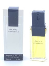 Sung by Alfred Sung 1 oz EDT Perfume for Women New in Box - $14.67