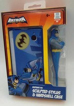 Batman the Brave & the Bold Nintendo DSI Case and Sculpted Stylus *New I... - $7.43