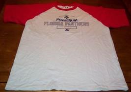 Vintage Style Florida Panthers Nhl Hockey T-Shirt Xl New - $19.80