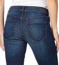 NEW Calvin Klein Women's Slim Boyfriend Blue Inkwell Jeans Sizes 2 4 8 12 image 4