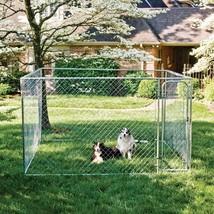 Dog Kennel Pens Fences Exercise Pet Cages Pen 1... - $295.97