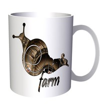 Snail Farm 11oz Mug u605 - $10.83