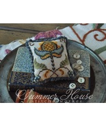 Fragments In Time #7 2017 series cross stitch Summer House Stitche Workes - $5.00