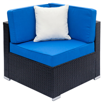 Fully Equipped Weaving Rattan Sofa 1PC Right Sofa - $133.99