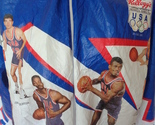 Kellogg's 1992 USA Olympics Dream Team Tyvek Jacket Basketball Adult Large NEW