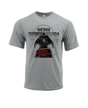 Death Proof Dri Fit Tshirt printed active wear retro movie graphic SPF Sun shirt image 2