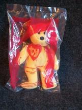 2004 McDonald's Happy Meal Anniversary Teenie Beanie Baby Golden Arches ... - $1.35