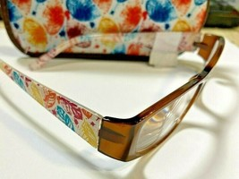 Foster Grant Leaf Reading Glasses Readers w/ Case +2.00 - $10.89