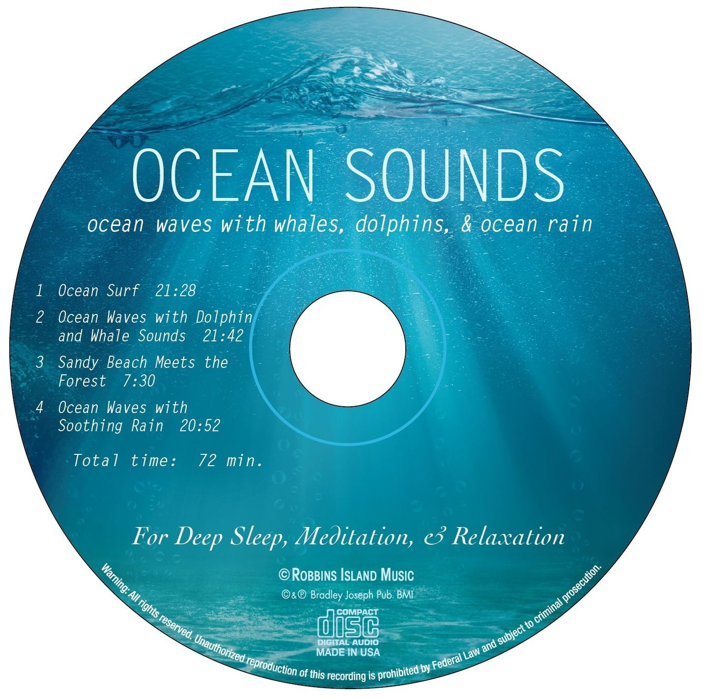 Ocean Waves With Whale & Dolphin Sounds: and 50 similar items