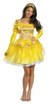 Women's Size 4-6 Licensed Sassy Belle Costume/Beauty & The Beast - $61.70