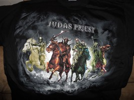 JUDAS PRIEST - Nostradamus T-shirt ~Never Worn~ Medium - $16.00