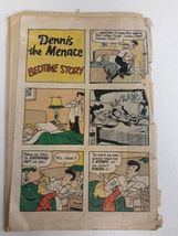 LOT of Silver Age Dennis the Menace Comics image 4