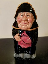 Mr. Bumble Oliver Twist Staffordshire Character Mugs by Manor - $14.85