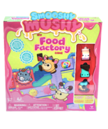Smooshy Mushy Food Factory Game with 3 Squishy Figures and 1 Mystery Figure - $12.86