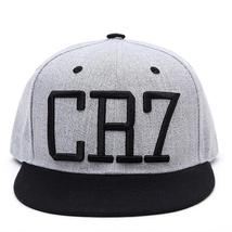 Wholesale Fashion Soccer Star Ronaldo CR7 Baseball Cap Hat For Men Women... - $14.99
