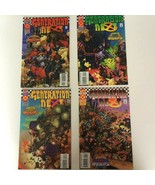 Generation Next Comic Books Lot Issues 1 2 3 4 Marvel Comics March to June 1995 - $7.20