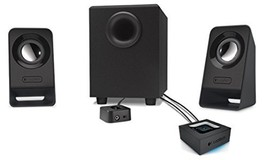 Logtec - Speakers,Z213,Multimda,Bk - $25.73