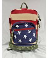 American Flag Twill Backpack  - $163.35