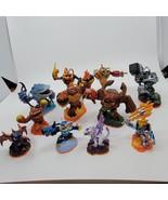 Lot of 11 Activision Skylanders figurines.   - $30.00