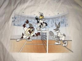 Looney Tunes T-Shirt Warner Bros Taz Bugs Daffy XL Acme USA VTG 1991 - $21.84