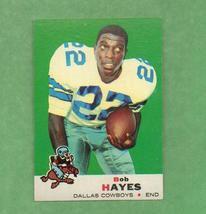 1969 Topps Bob Hayes Cowboys   - $6.00