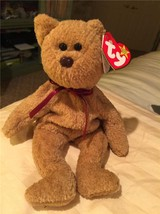 """Ty Beanie Baby """"Curly"""" New Condition 04052 1996 Tush Tag 1993 Swing Tag - $40.00"""