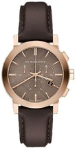 Burberry BU9755 The City Chronograph Rose Gold Tone 38mm - $429.00