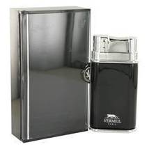 Vermeil Black Eau De Toilette Spray By Vermeil For Men - $23.85