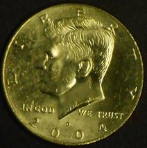 2004-D 50C Kennedy Half Dollar. Free Shipping!!!!!!!!!!!!!!!!!! - $2.50