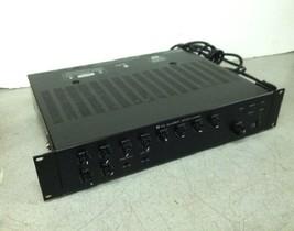 TOA 900 Series II 8 Channel Modular Amplifier 60W A-906MK2 - $75.00