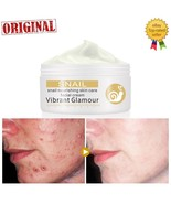 Snail Repairs Face Cream Remove Wrinkles Acne Whitening Pigment Spots Br... - $12.82