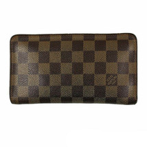 Louis Vuitton Damier Porte Monnaie Zip N61728 Used Very good women From ... - $377.63
