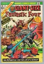 Giant-Size Fantastic Four 3 Nov 1974 VF-NM (9.0) - $38.14