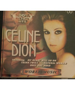 Celine Dion - 200% Ultra Hits - CD - My Heart Will Go On, The Prayer, Mo... - $14.25