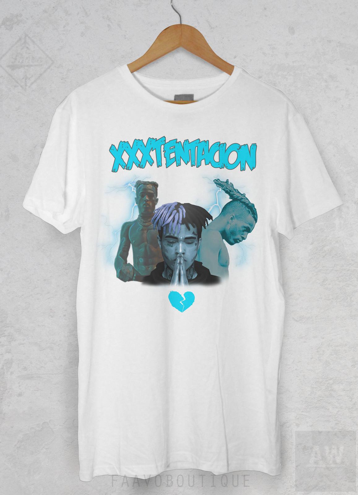 a29d3160b XXXtentacion Homage Tee P3 Unisex T Shirt and 50 similar items