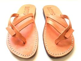 Leather Sandals for Women RACHEL by SANDALIM Biblical Greek Roman Sandals - $39.44 CAD+