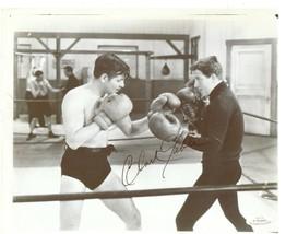 Clark Gable autographed 8x10 b/w photo - $98.01