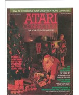 ORIGINAL Vintage Atari Connection Magazine Winter 1982 Vol 2 #4 Atari De... - $18.49