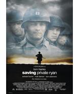 "Saving Private Ryan (1998) Movie Poster New 24""x36"" Hanks Damon Diesel P... - $24.00"