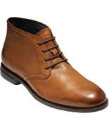 Cole Haan BRITISH TAN Holland Grand Leather Chukka Boots, US 9 Medium (D) - $118.80