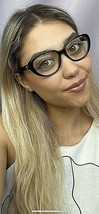 New TORY BURCH TY 7820 7713 Black 52mm Rx Women's Eyeglasses Frame #2,5 - $69.99