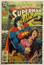 Adventures of Superman #514 (Jul 1994, DC) FN Condition The Fall of Metr... - $1.49