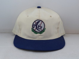 Aguilas Cibaenas Hat (VTG) - Two Tone Maker Unknown - Fitted 7 3/8 - $75.00