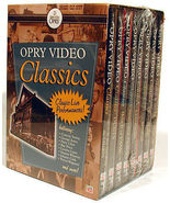 Grand Ole Opry Video Classics 120 PERFORMANCES - 8 DVDS - BRAND NEW SEAL... - $89.88