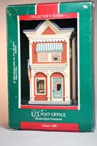 Hallmark: U.S. Post Office - Nostalgic Houses & Shops Series - Series 6th - $34.64