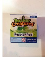 Beaker Creatures Reactor Pod Series 1 Learning Recources 3 Piece Set - $9.90